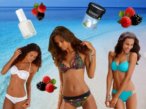 bikini sister surprise essie blanc triangl