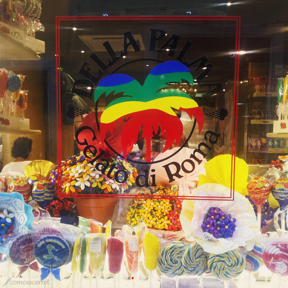 Italy, Rome, Rom, Bestes Eis, Ice, Gelato, Hotspot