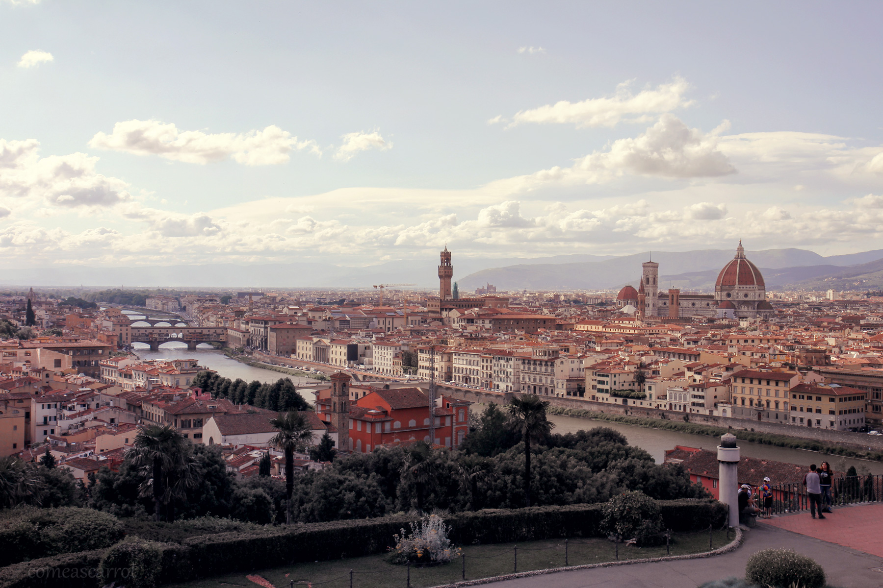 travel, florence, firenze, guide, tipps, florenz, italy, italien, city, fashionblog, fashion blog, blogger, fashionblogger, mode blog, deutschland, comeascarrot, come as carrot, things, to do, view, Piazza Michelangelo