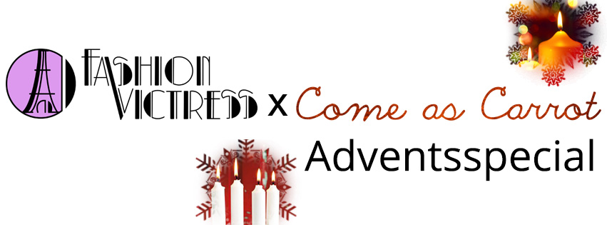 comeascarrot, fashionvictress, adventsspecial, adventskalender, gewinnspiel, weihnachten, blog, beauty, fashion