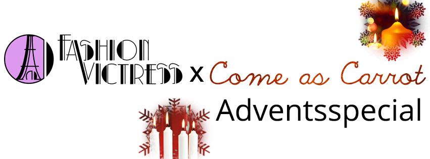 comeascarrot, fashionvictress, adventsspecial, adventskalender, gewinnspiel, weihnachten, blog, beauty, fashion