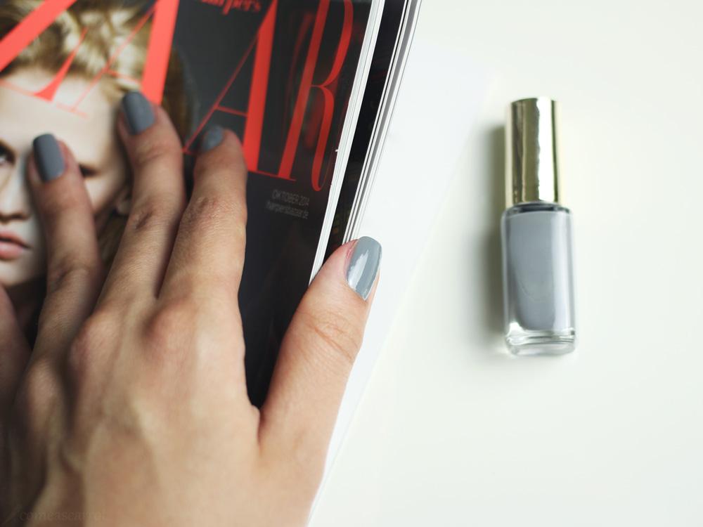 loreal, paris, L'Oréal, Dark side of grey, metropolitan, grau, creme finish