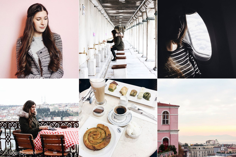 instagram, fashion blog, monday update, personal, istanbul, travel
